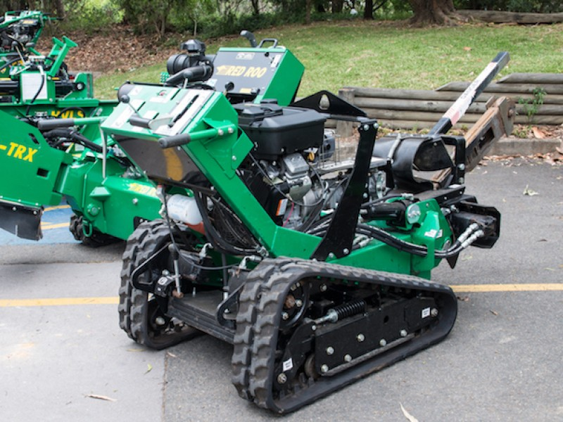 HT1624TK HYDRAULIC TRACK TRENCHER