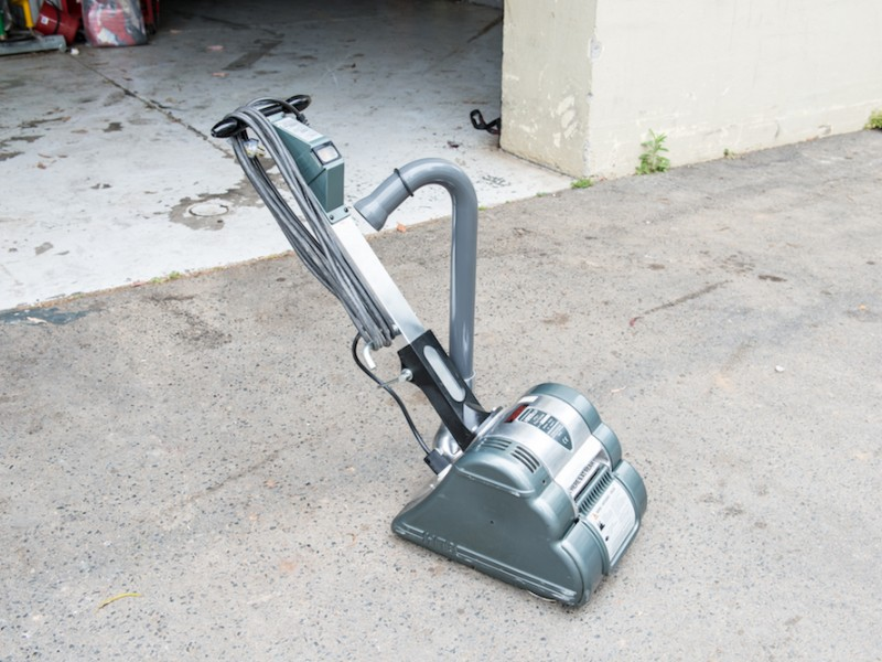 HT8-1.2 DRUM FLOOR SANDER