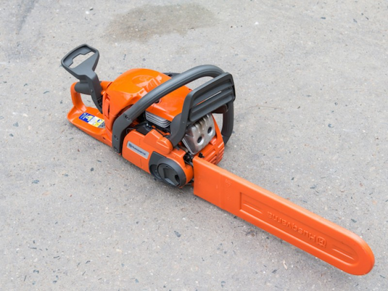 "HUSQVARNA 14"" CHAINSAW"