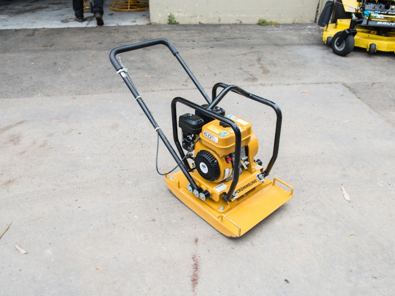 6.0HP ALL-PURPOSE COMPACTOR