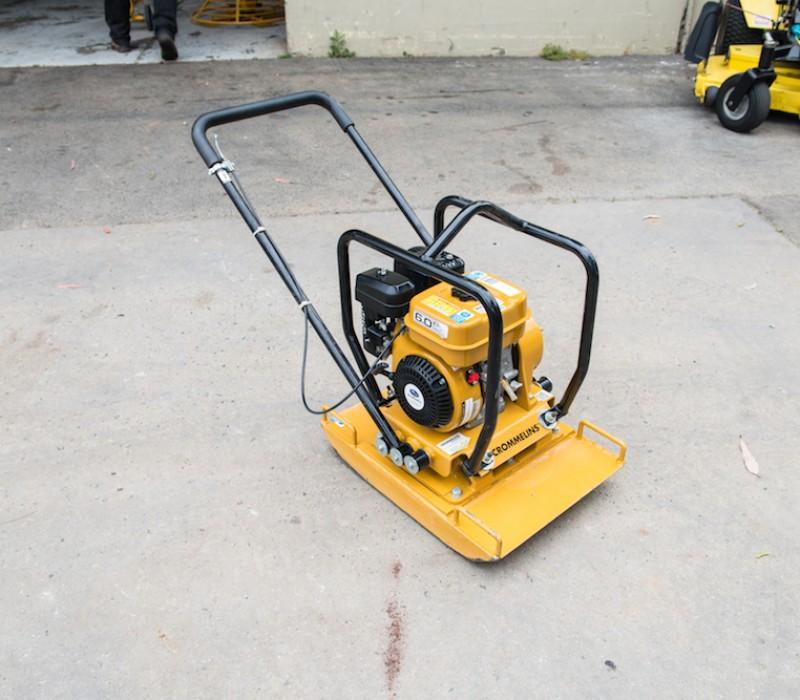 6.0HP ALL-PURPOSE COMPACTOR