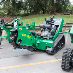 G30TRX STUMP GRINDER