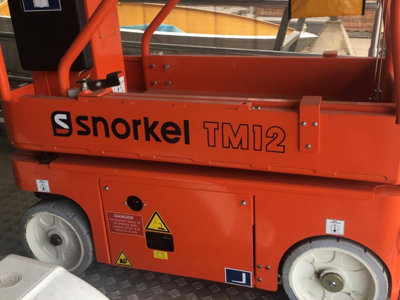 SNORKEL TM12 ELEVATED WORK PLATFORM