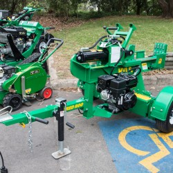 HVLS SERIES 2 HYDRAULIC LOG SPLITTER