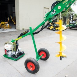 DHS HYDRAULIC POST HOLE DIGGER