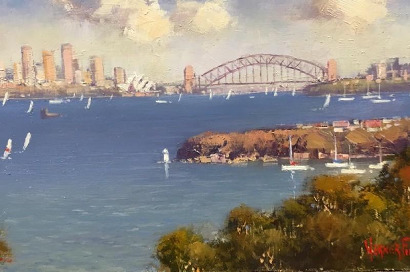 Sydney - 22.5 x 12.5cm