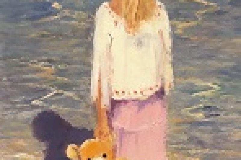 My Teddy - 22.5 x 12.5cm