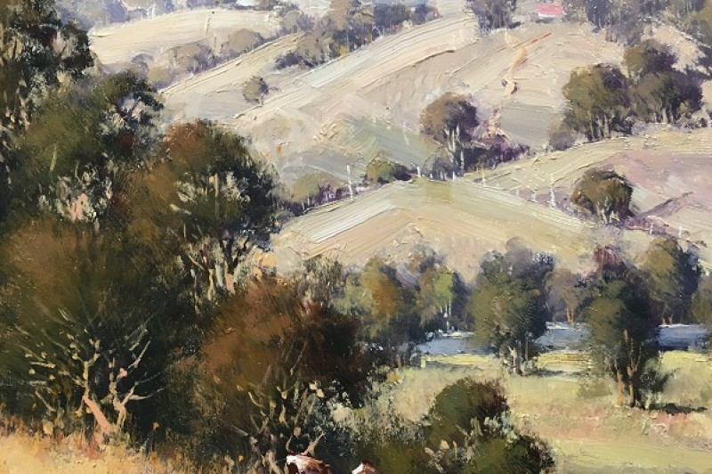 Scone Hills -25 x 20cm
