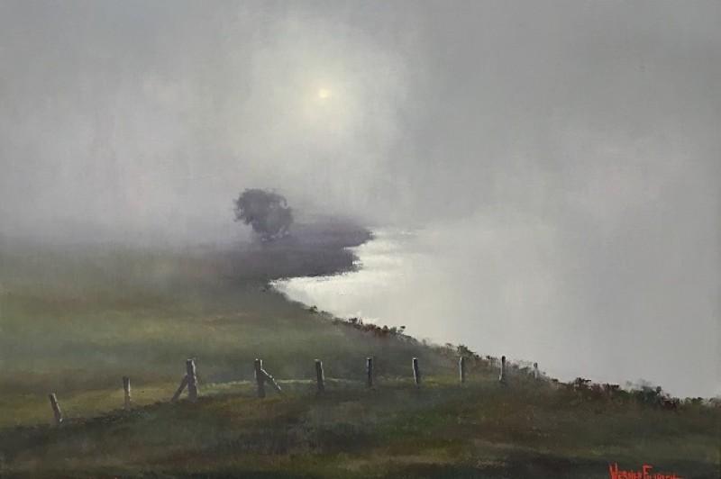 Breaking Dawn - 31 x 23cm