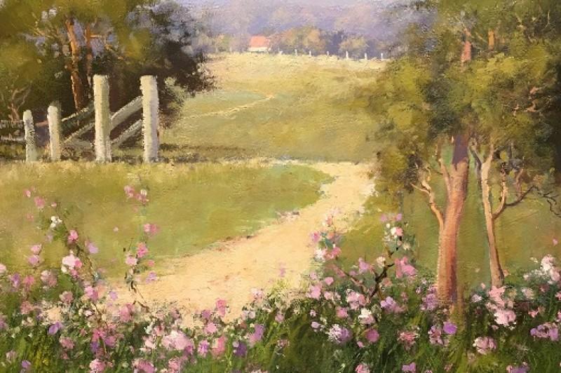 Spring Flowers - 46 x 31cm