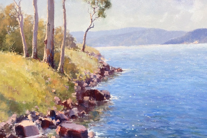 Port Arthur Tasmania - 45.5 x 35.5cm