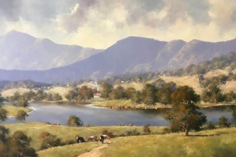 Tweed River - 91.5 x 61cm